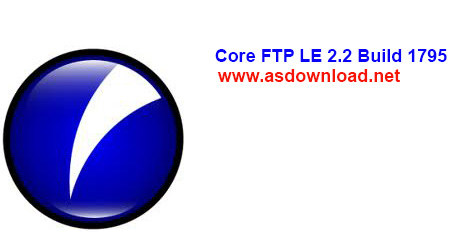 Core FTP LE 2.2 Build 1795