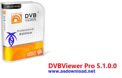 DVBViewer دانلود DVBViewer Pro 5.3.1.0  قوی ترین نرم افزار تماشای ماهواره با کامپیوتر