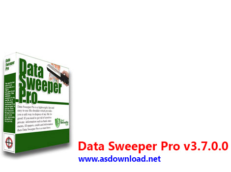 Data Sweeper Pro v3.7