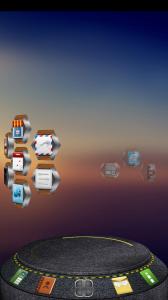 Drock Next Launcher 3D Theme 1