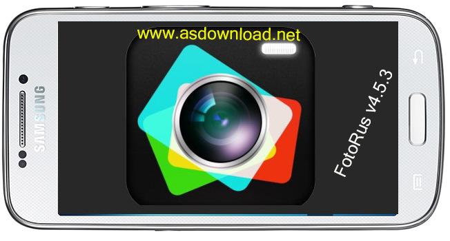 دانلود FotoRus v4.5.3- نرم افزار ساخت تصاویر متحرک برای آندروید