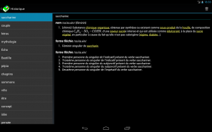 French Dictionary Offline 2