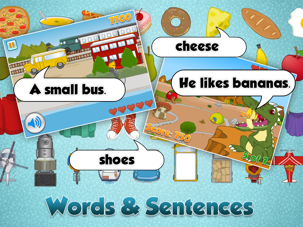Fun English Learning Games  (3)
