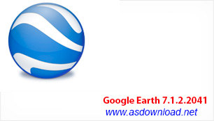 Google Earth 7.1.2.2041