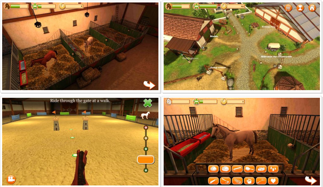 Horse world 3D