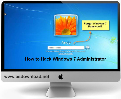 How to Hack Windows 7 Administrator