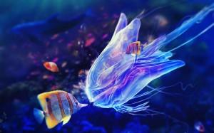 IOS 7 Marine Aquarium Theme (3)
