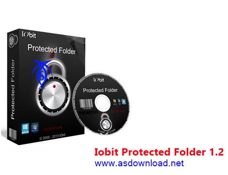 دانلود Iobit Protected Folder 1.2 - نرم افزار مخفی سازی فایل ها