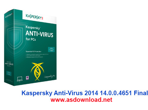Kaspersky Anti-Virus 2014 Final