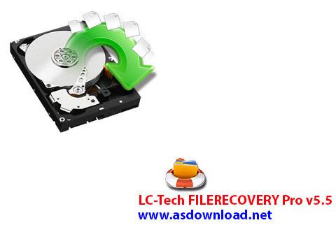 Photo of دانلود نرم افزار LC-Tech FILERECOVERY Pro v5.5.6.4- بازیابی حرفه ای اطلاعات