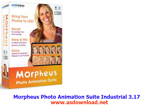 Morpheus Photo Animation Suite Industrial 3