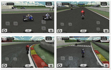 MotoGp 3D Super Bike Racing 2