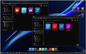 Nox SkinPack For Windows 7