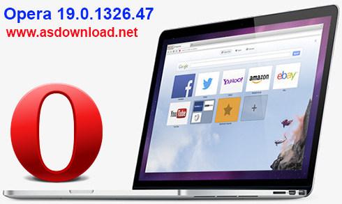 Opera 19.0.1