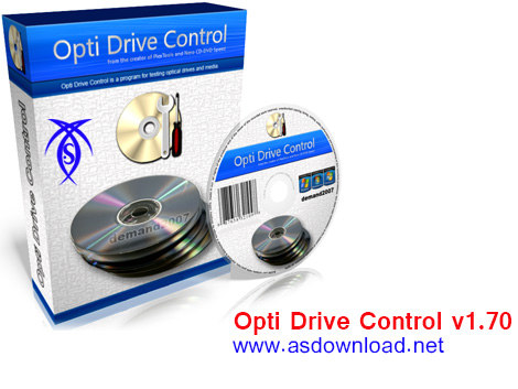 Opti Drive Control v1.70