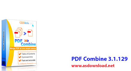 PDF Combine 3.1.129