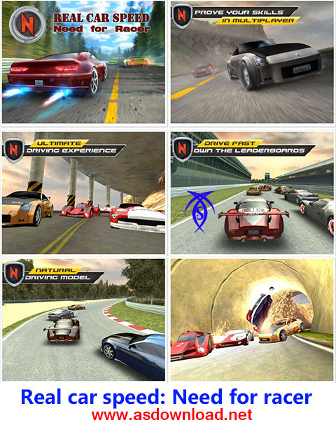 Real car speed- Need for racer