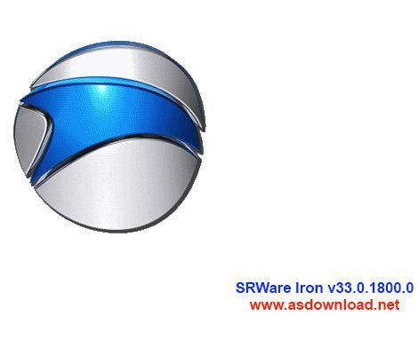 SRWare Iron v33.0.1800