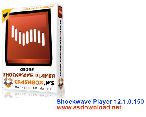 Shockwave Player 12.1.0.150