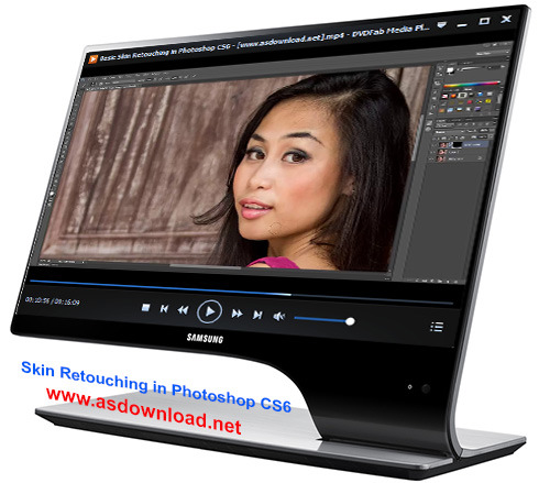 Skin Retouching in Photoshop CS6