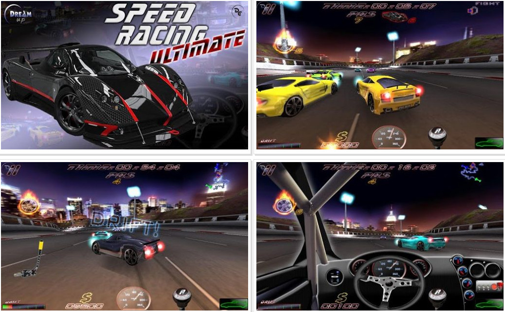 Speed racing-Ultimate 2