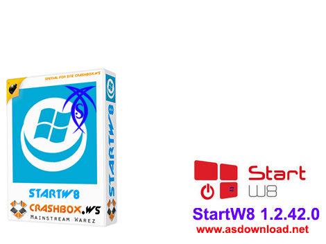 دانلود نرم افزار منوی استارت برای ویندوز 8- StartW8 1.2.42.0