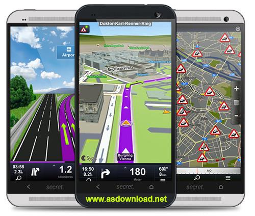 Sygic GPS Navigation 13.4.1
