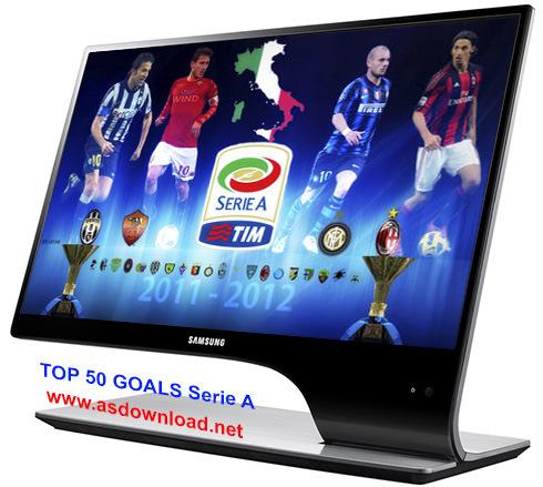TOP 50 GOALS Serie A