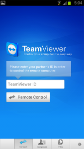 TeamViewer for Remote Control-1