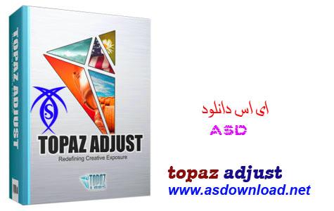 دانلود Topaz Adjust 5.0.0 Final for Photoshop - پلاگین افزایش کیفیت تصاویر برای فتوشاپ