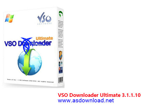 دانلود VSO Downloader Ultimate 3.1.1.10- نرم افزار دانلود فیلم های آنلاین