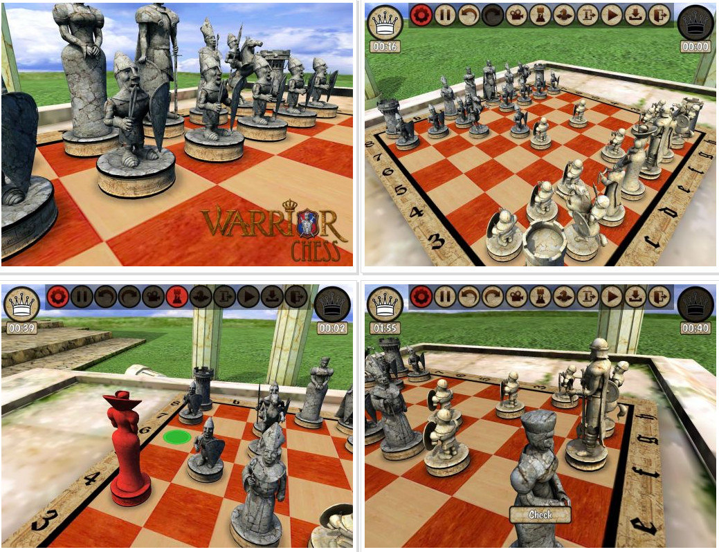Warrior chess android