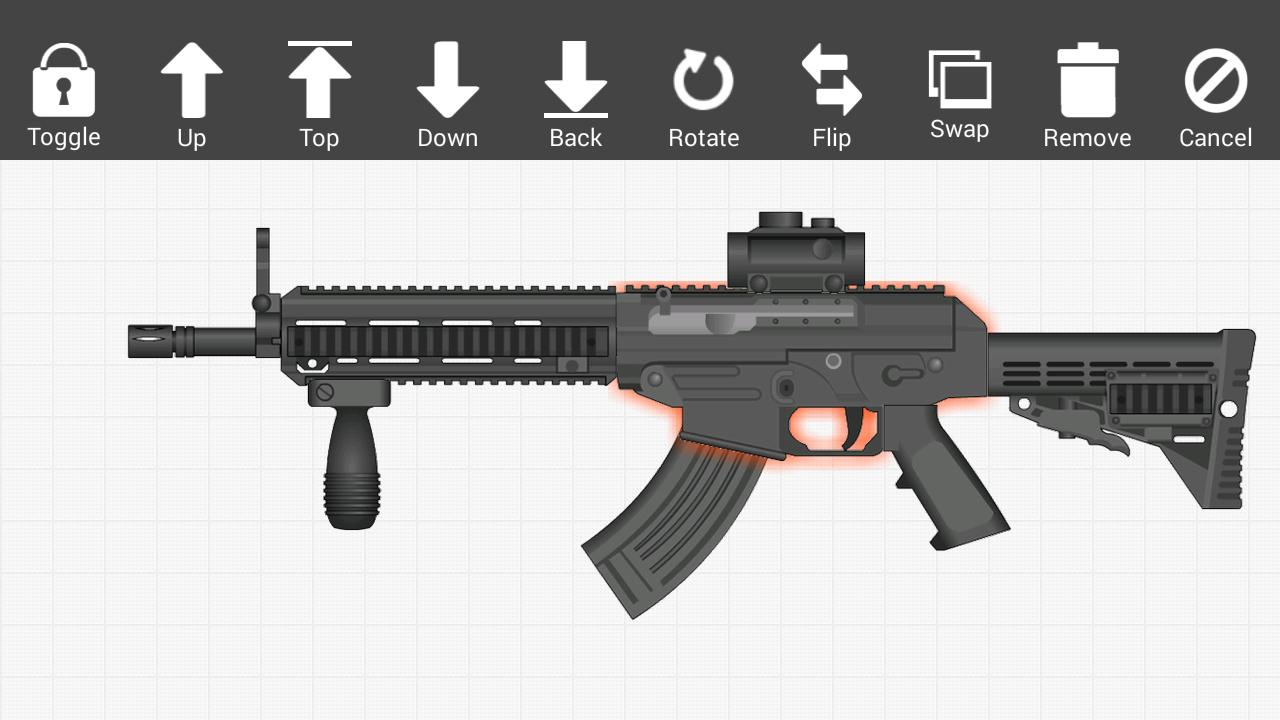 Weapon Builder-2