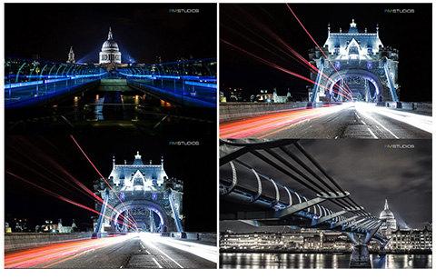 Windows 8 Theme-Nights London