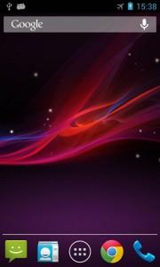 Xperia Z Live Wallpaper-5