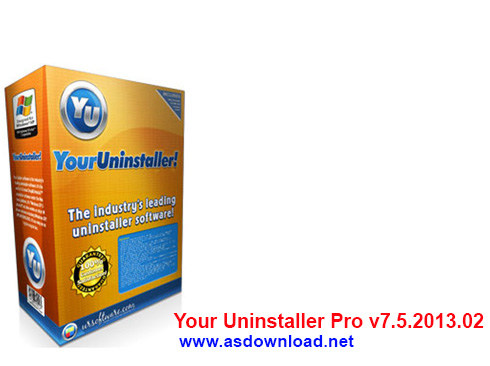 Your Uninstaller Pro v7.5.2013