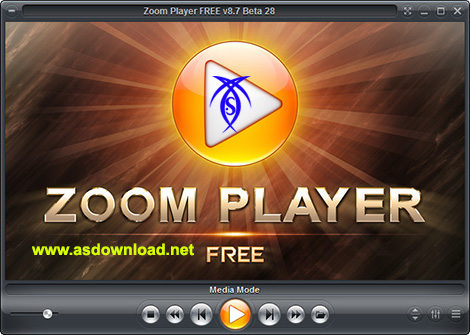 Zoom Player 8.7