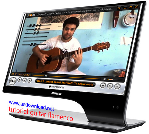 tutorial guitar flamenco
