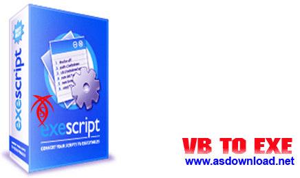 دانلود نرم افزار تبدیل و اجرای کدهای ویژوال بیسیک – VBScript to EXE