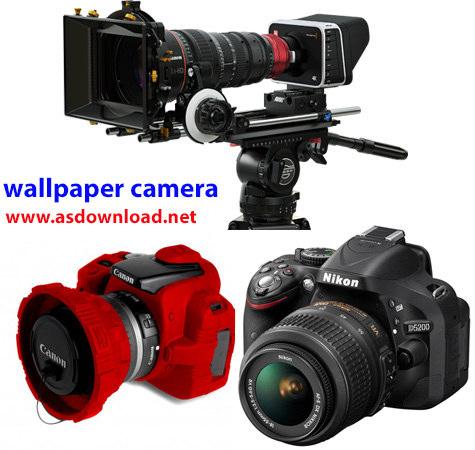 wallpaper camera